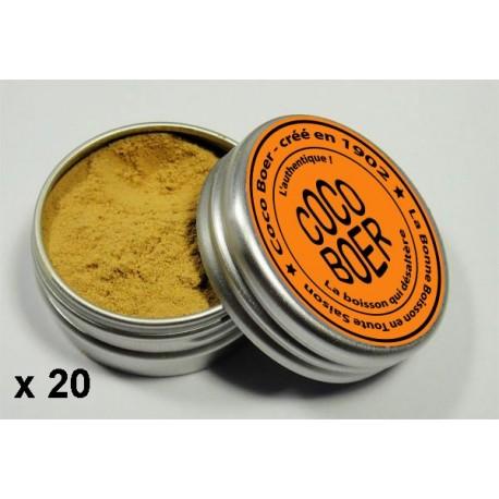 20 X Coco Boer Orange