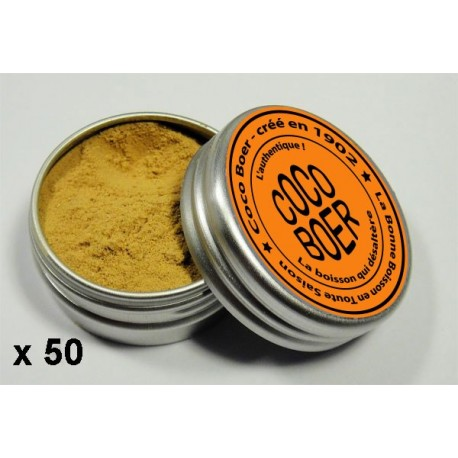 50 X Coco Boer orange