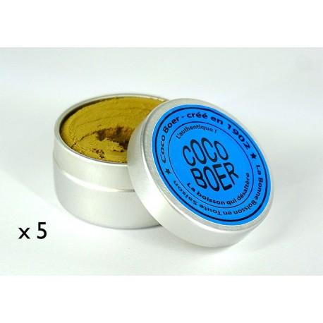 5 X Coco Boer boite Bleue