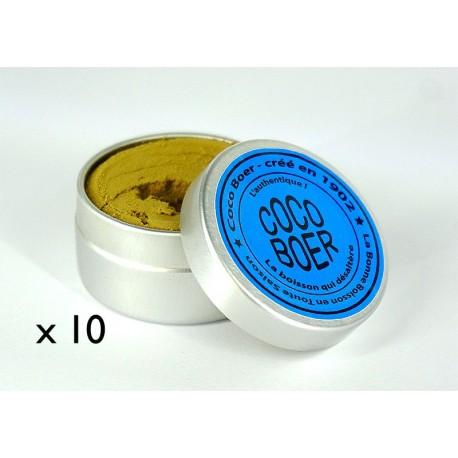 10 X Coco Boer boite Bleue