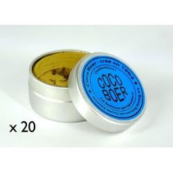 20 X Coco Boer Bleu